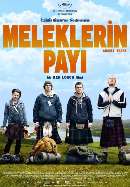 Meleklerin Payı –  The Angel's Share